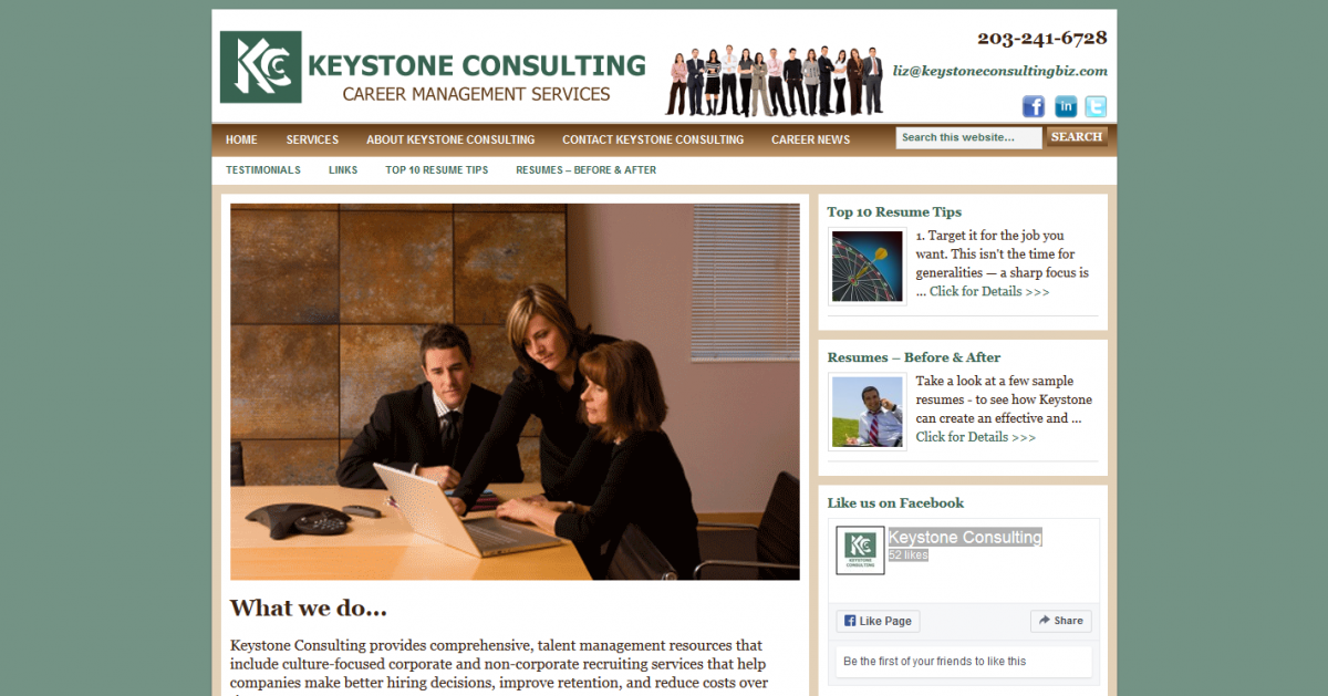 Keystone Consulting