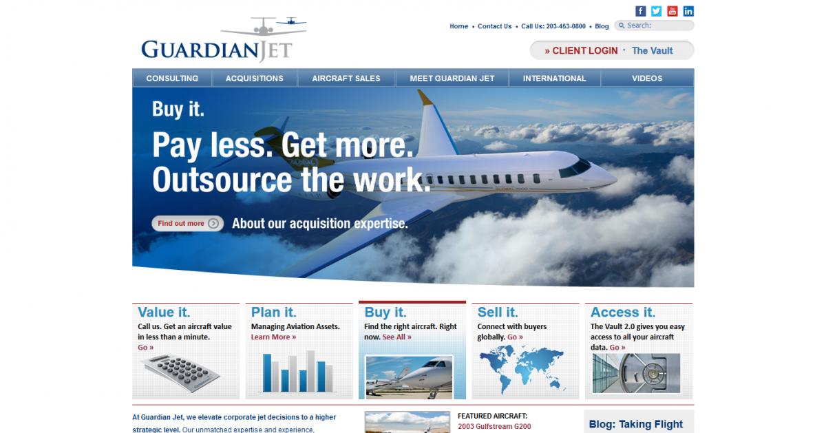 Guardian Jet