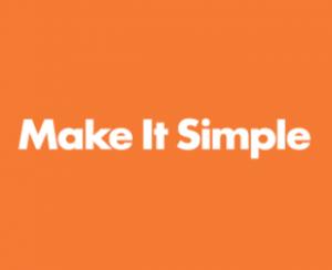 MakeItSimpleDesign Logo