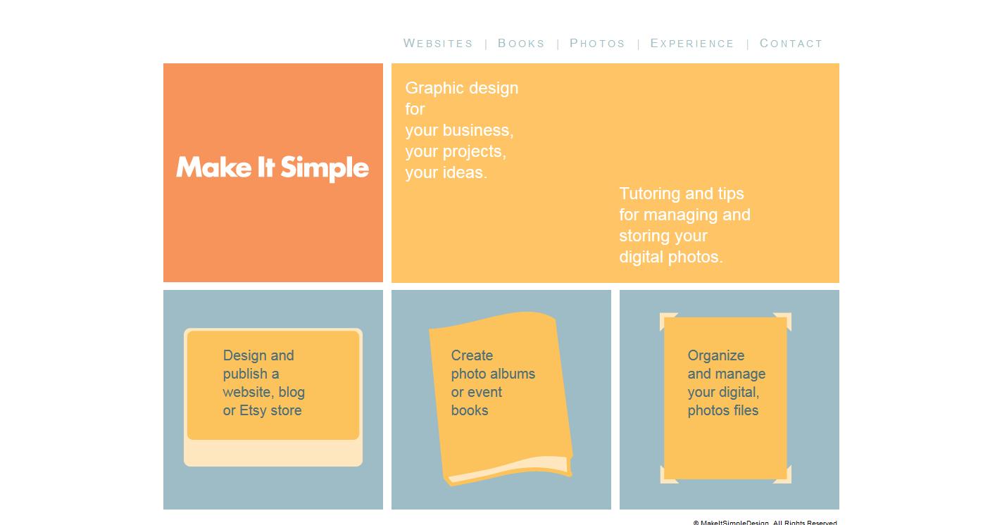 Make It Simple Design