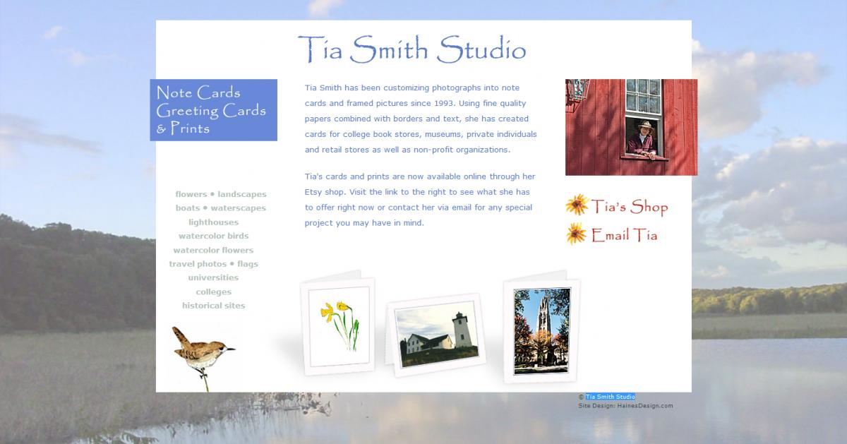 Tia Smith Studio