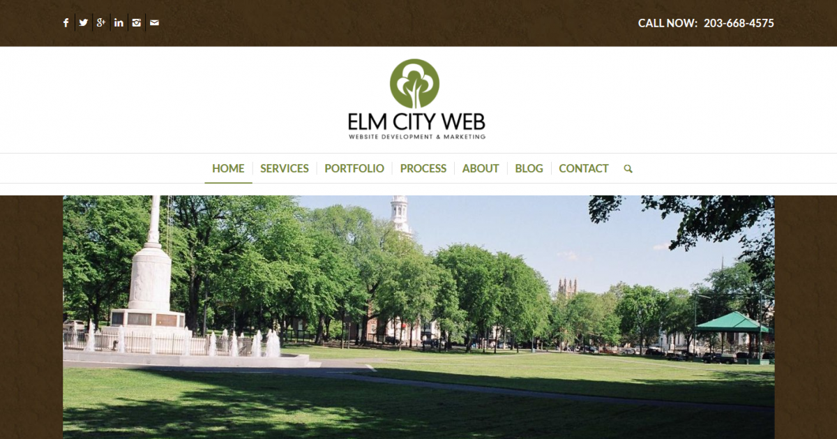 Elm City Web