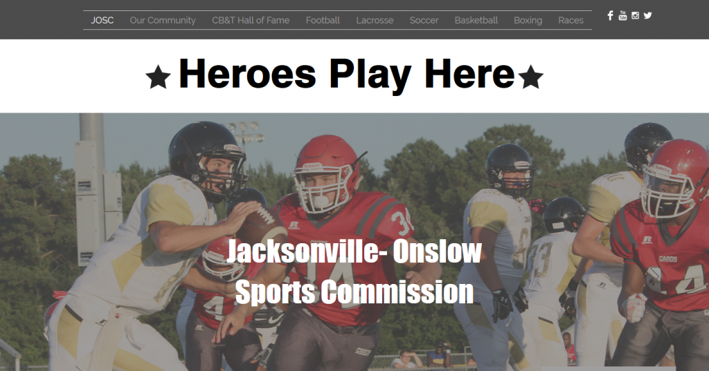 Jacksonville Onslow Sports Commission