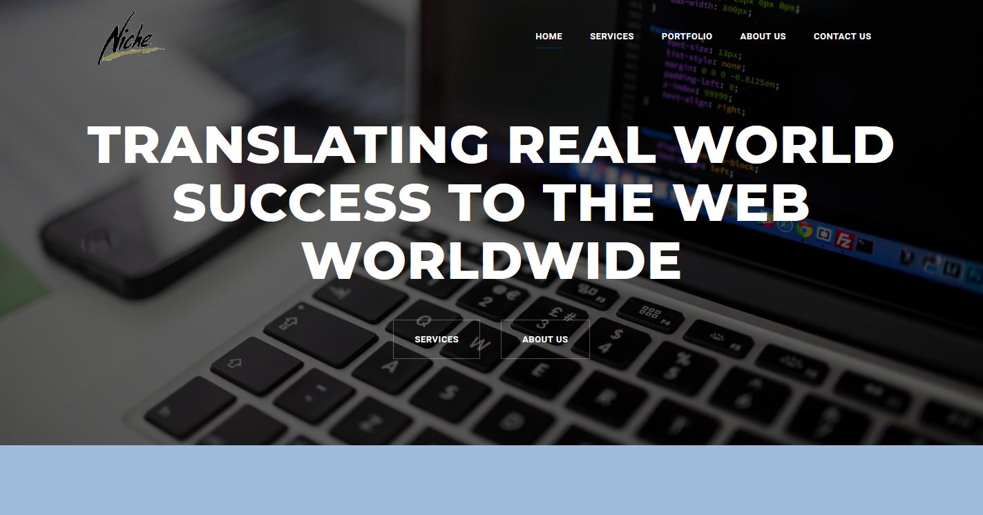 Niche Website Creations