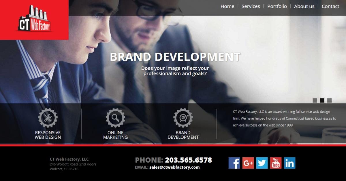 CT Web Factory, LLC