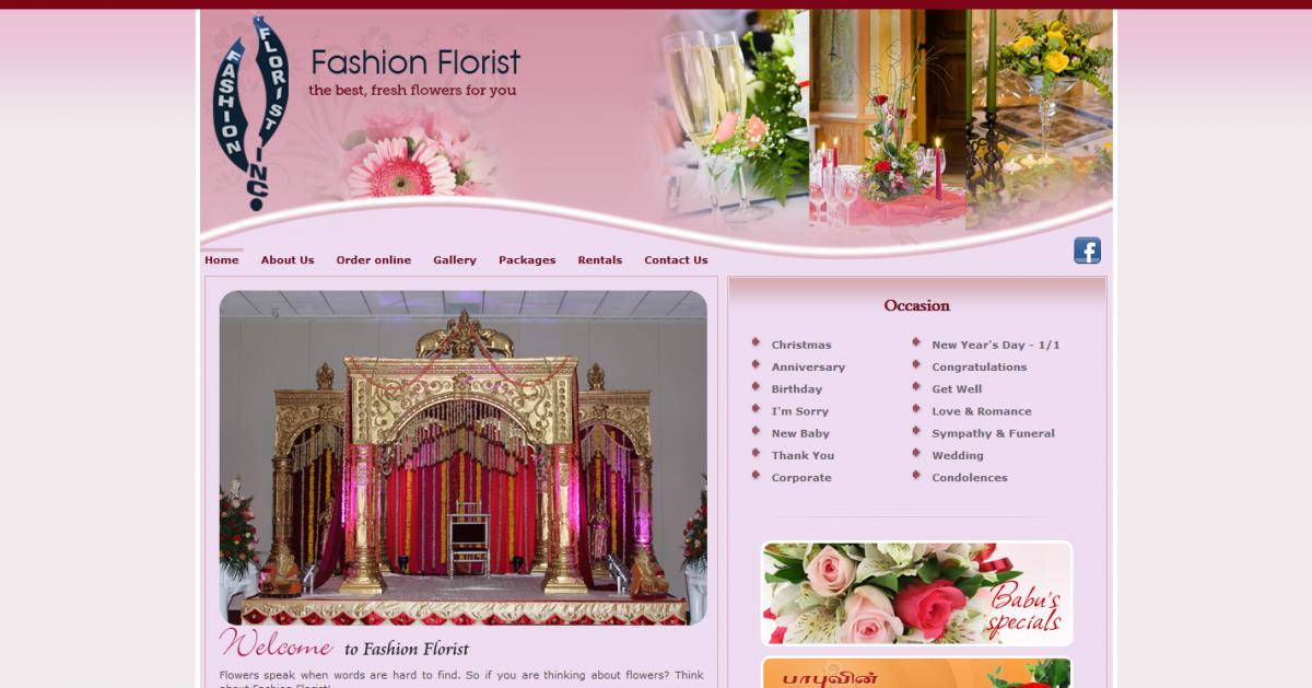 Fashion Florist