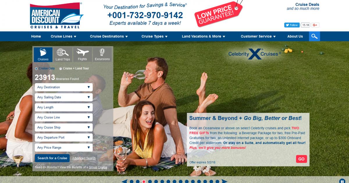 American Discount Cruises Inc