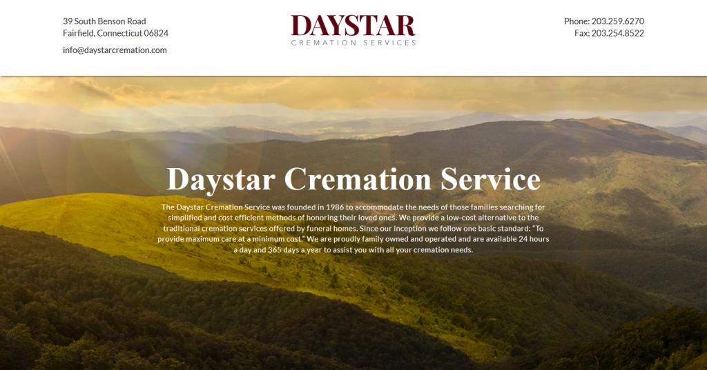 Day Star Cremation