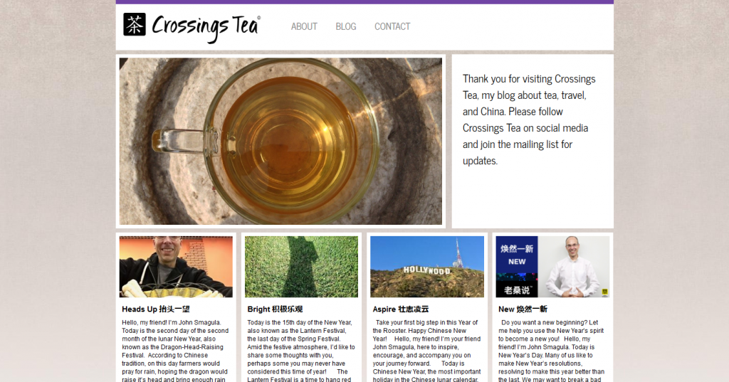 Crossings Tea Company