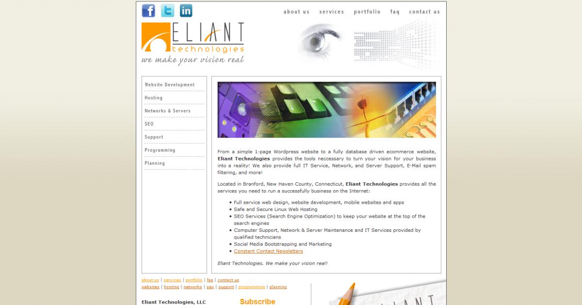 Eliant Technologies, LLC