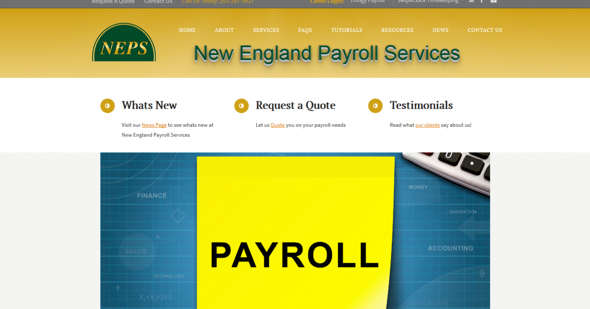 New England Payroll Services