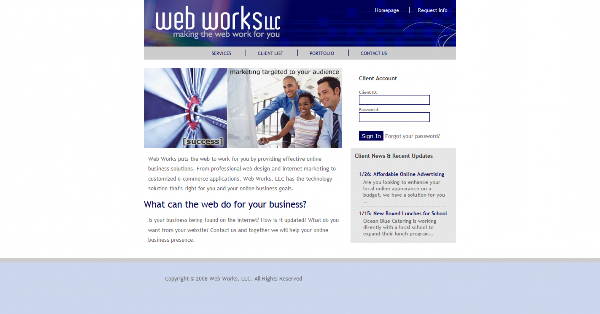 Web Works, LLC