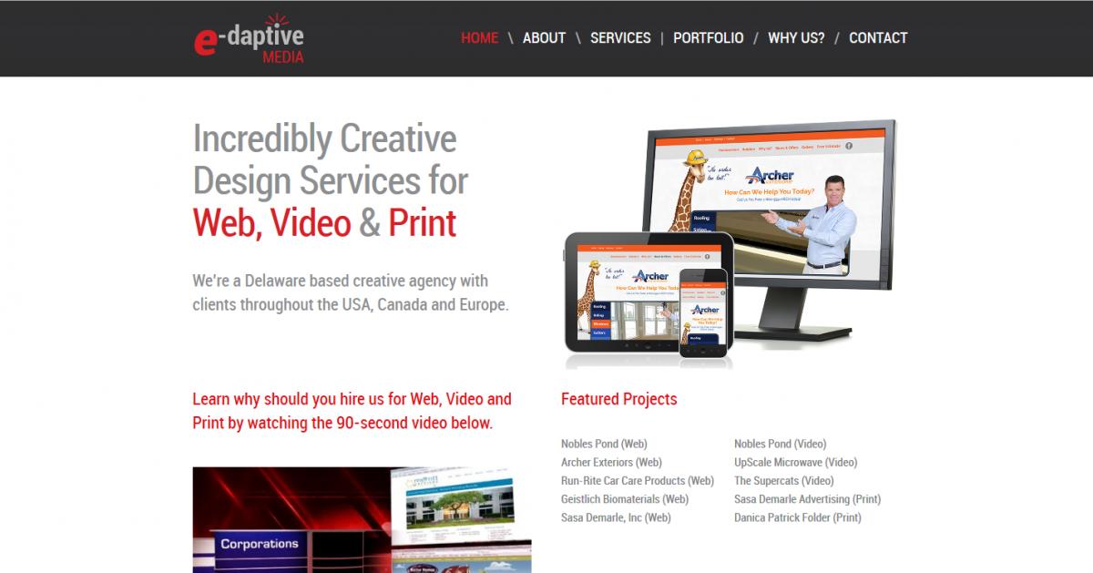 e-daptive Media