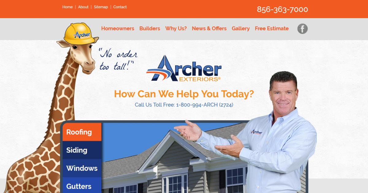 Archer Exteriors
