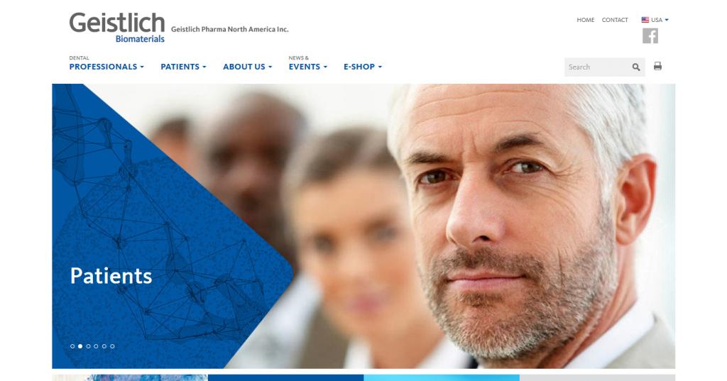 Geistlich Pharma North America Inc