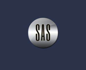 SAS Web & Graphic Design Logo