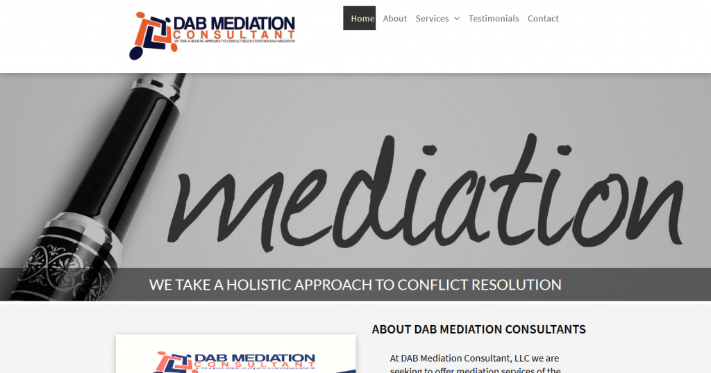 DAB Mediation Consultants