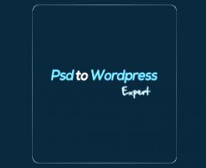 PSDtoWordpressExpert Logo
