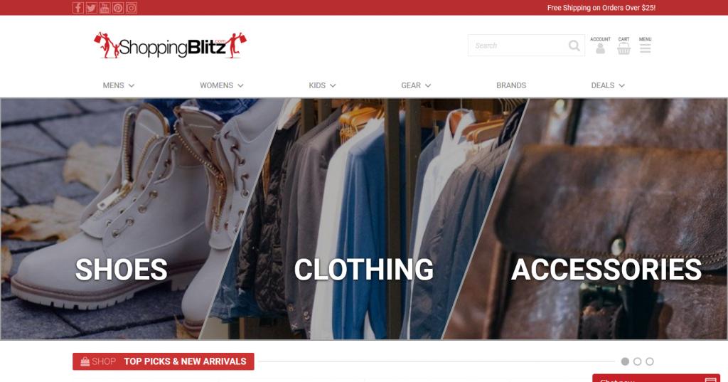Shoppingblitz