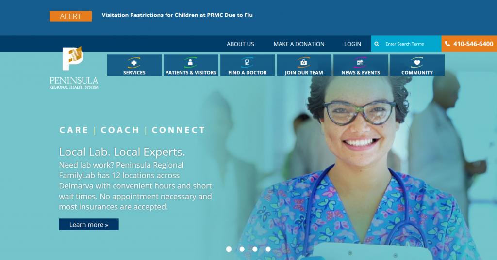 Peninsula Regional Health System