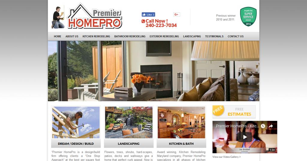 Premier HomePro
