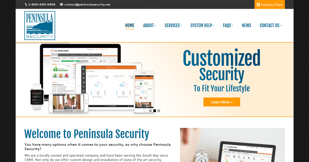 Peninsula Security