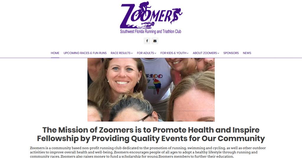Zoomers Run Club – Port Charlotte, Florida