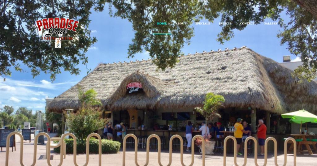 Paradise Grill – Nokomis, Florida