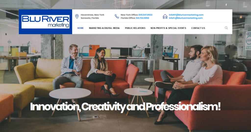 Blu River Media Group – Haverstraw, New York