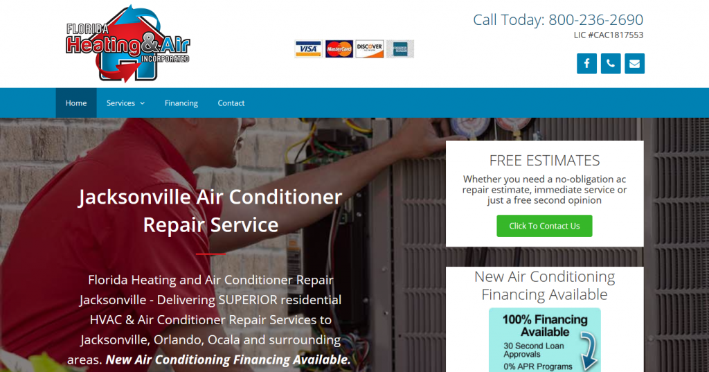 Florida Heating & Air, Inc