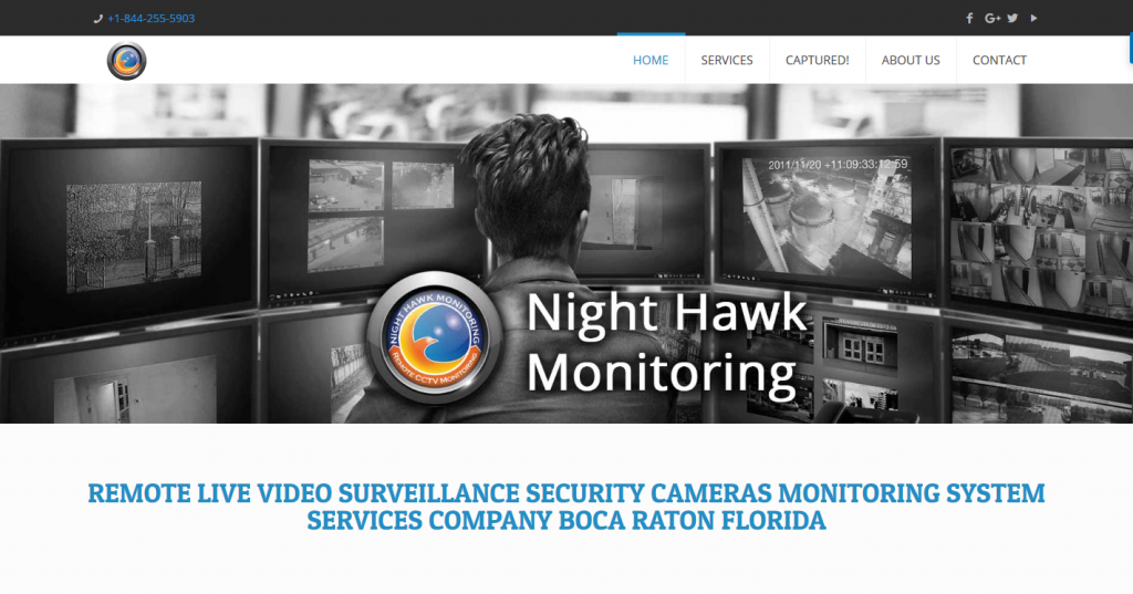 Nighthawk Monitoring in Boca Raton, FL