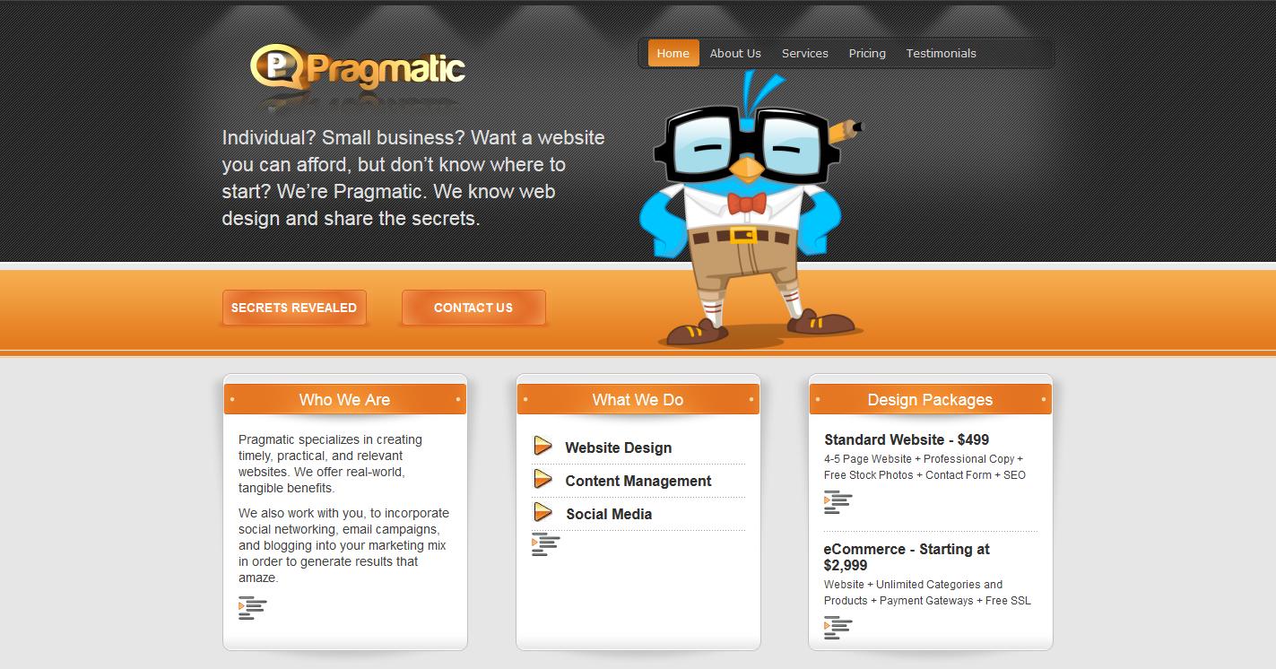 Pragmatic Web Designer