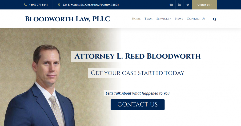 Bloodworth Law, PLLC