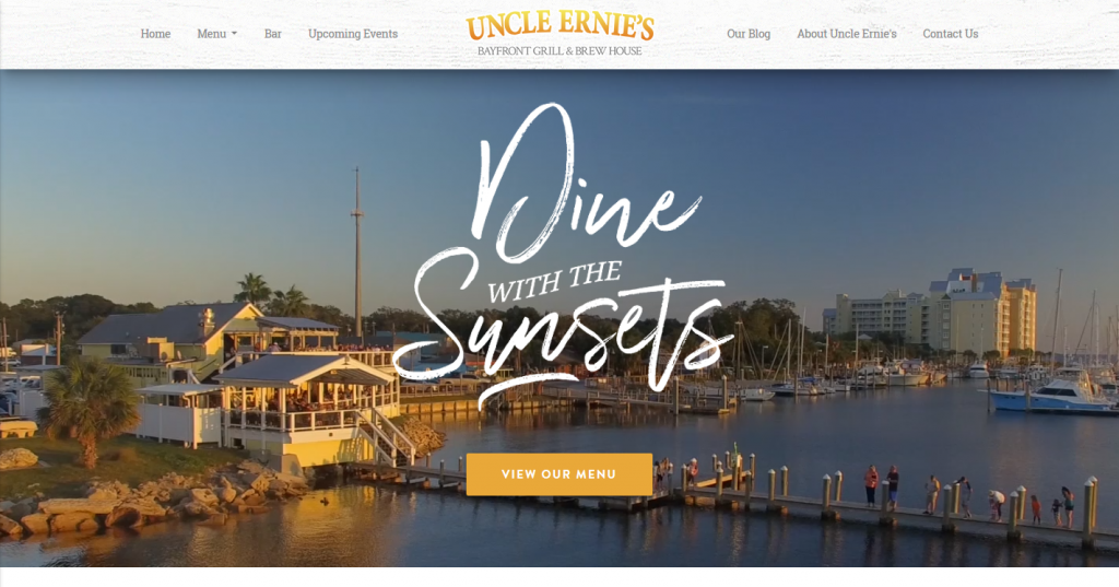 Uncle Ernie's Restaurant