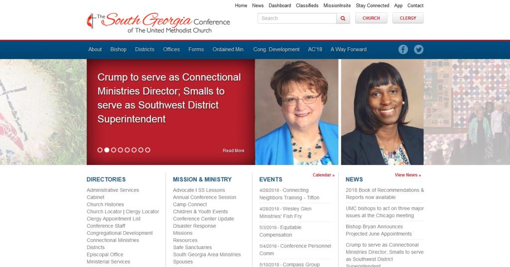 South Georgia United Methodist Conference
