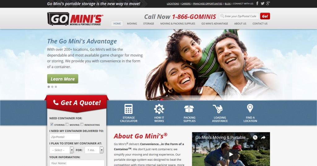 Go Mini's