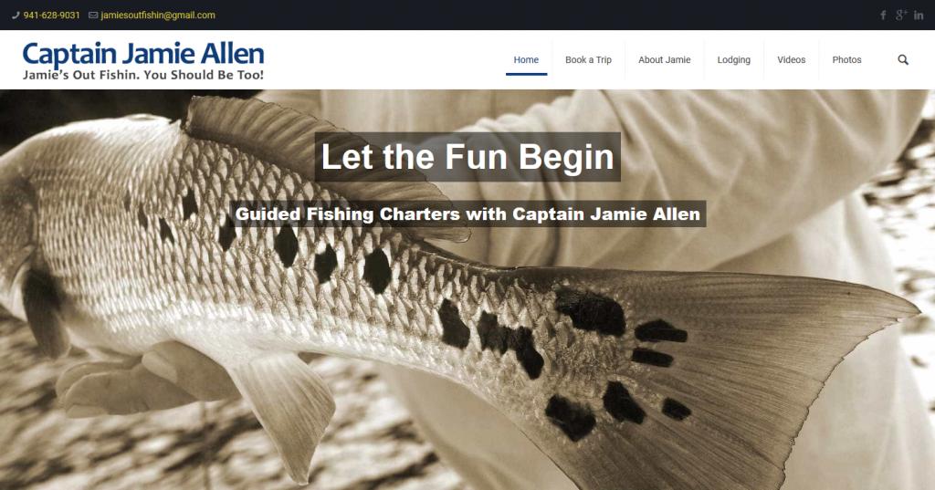 Captain Jamie Allen