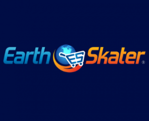 Earth Skater™ Logo