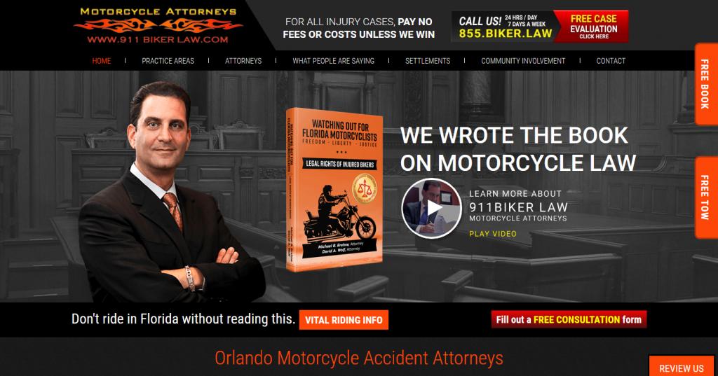 911 Biker Law