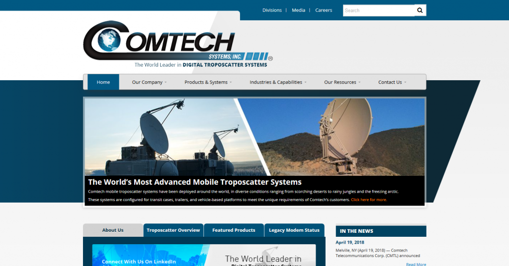 Comtech Systems