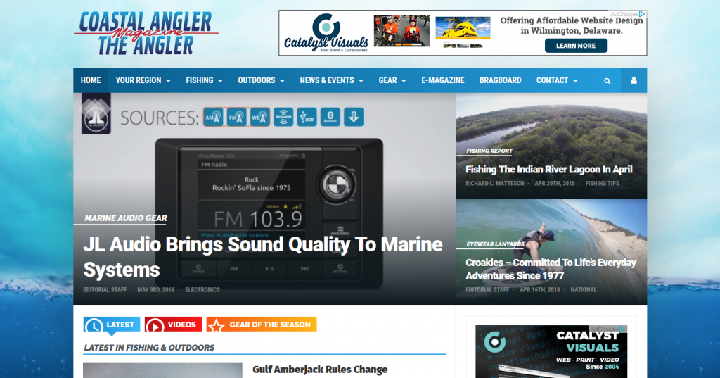 Coastal Angler Magazine Franchising, Inc