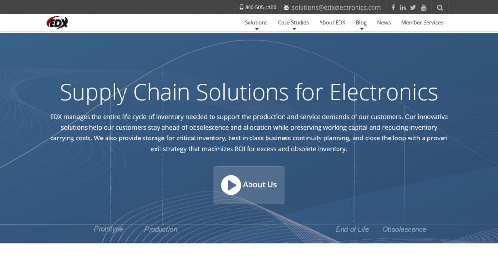 EDX Electronics