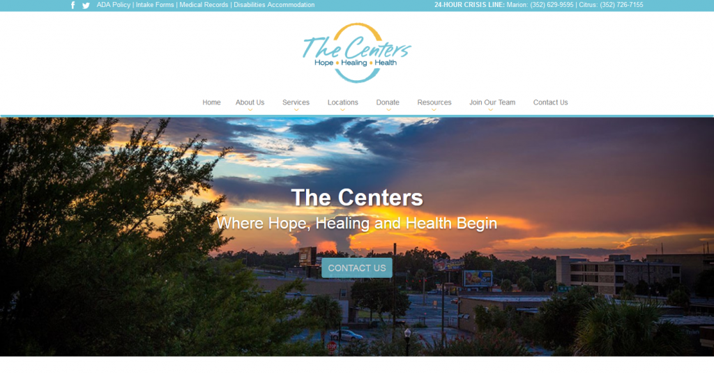The Centers, Inc
