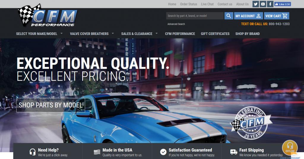 Central Florida Motorsports, Inc