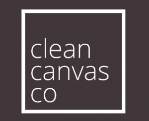 Clean Canvas Design Logo