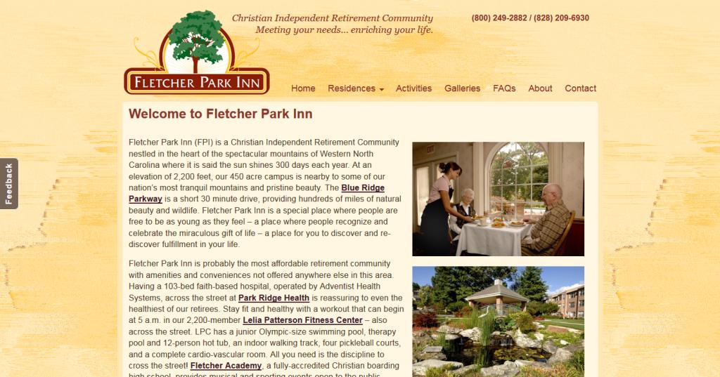 Fletcher Park Inn