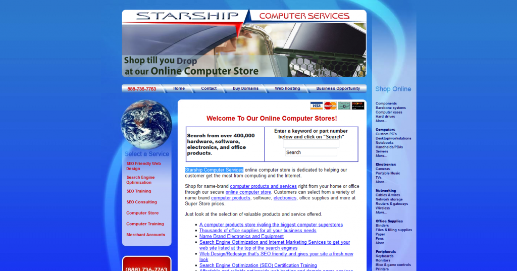 Starship Computer Services