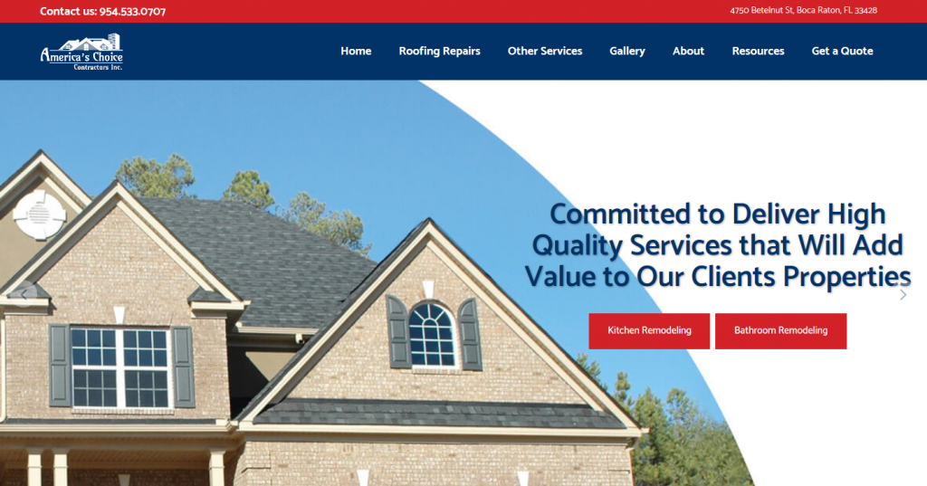 America's Choice Contractors, Inc