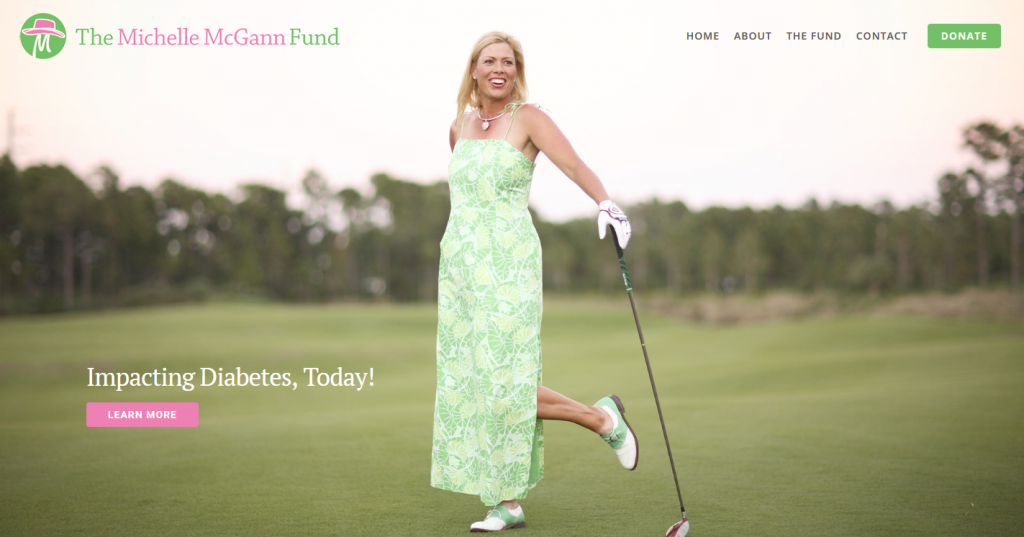The Michelle McGann Fund's