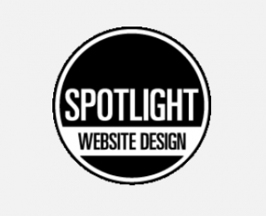 Spotlight Website Design Logo